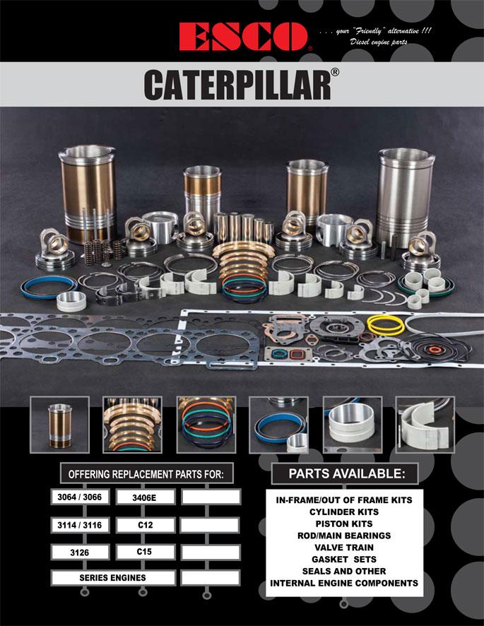 CATERPILLAR®