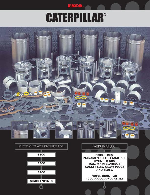 Piston Kits & Components